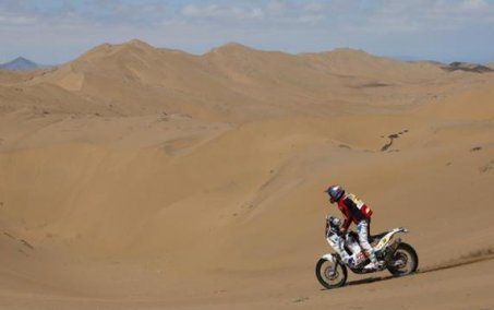 Púštne dobrodružstvo Dakar 2014