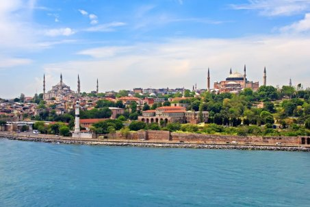 Dovolenka v krajine polmesiaca – dovolenka Turecko