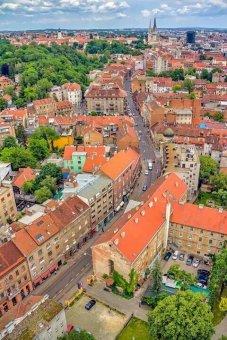 Dovolenka Chorvátsko – výlet po stopách socialistického Záhrebu