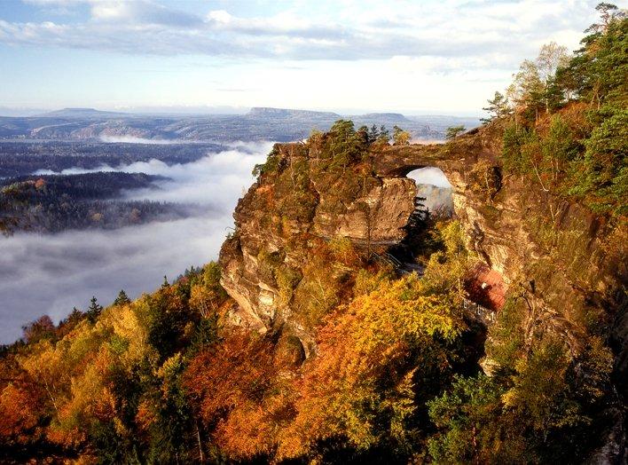 Na dovolenou do Národního parku České Švýcarsko