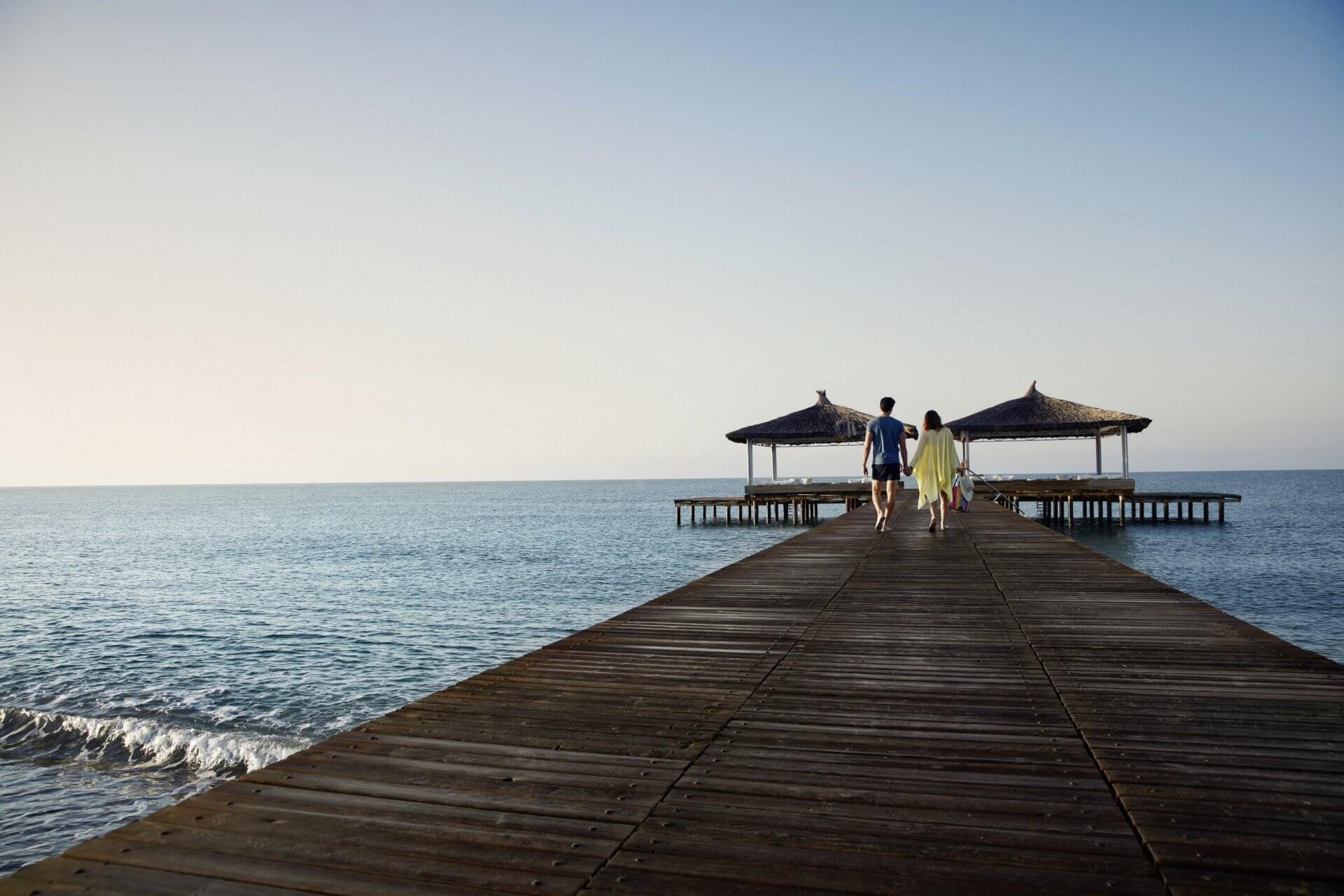 Dovolenka v exotike: Maldivy