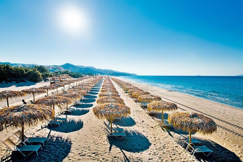 Letná dovolenka na gréckom ostrove Kos