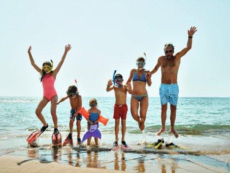 Rodinná dovolenka na Malorke