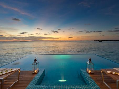 TOP 5 hotelov s izbami s privátnym bazénom