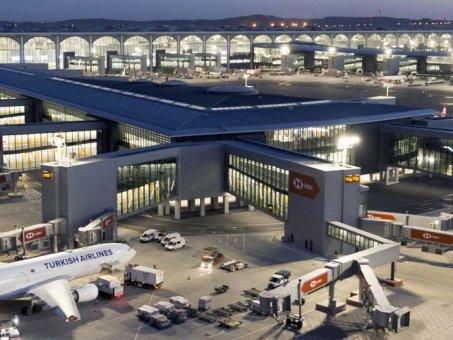 Letisko v Istanbule