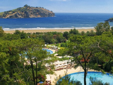 TUI Magic Life Sarigerme v Turecku - klubová dovolenka all inclusive