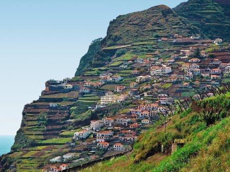 Madeira ostrov večnej jari v Atlantiku