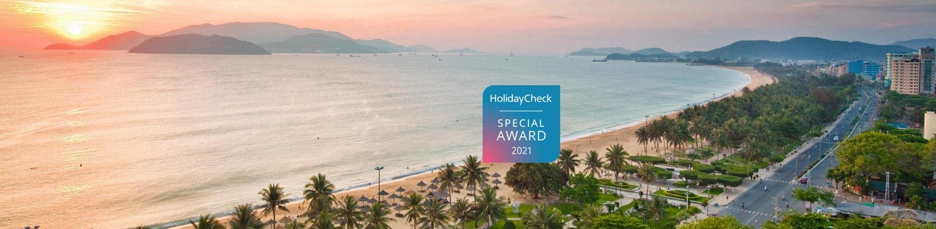 Najobľúbenejšie hotely sveta - holidaycheck award 2021