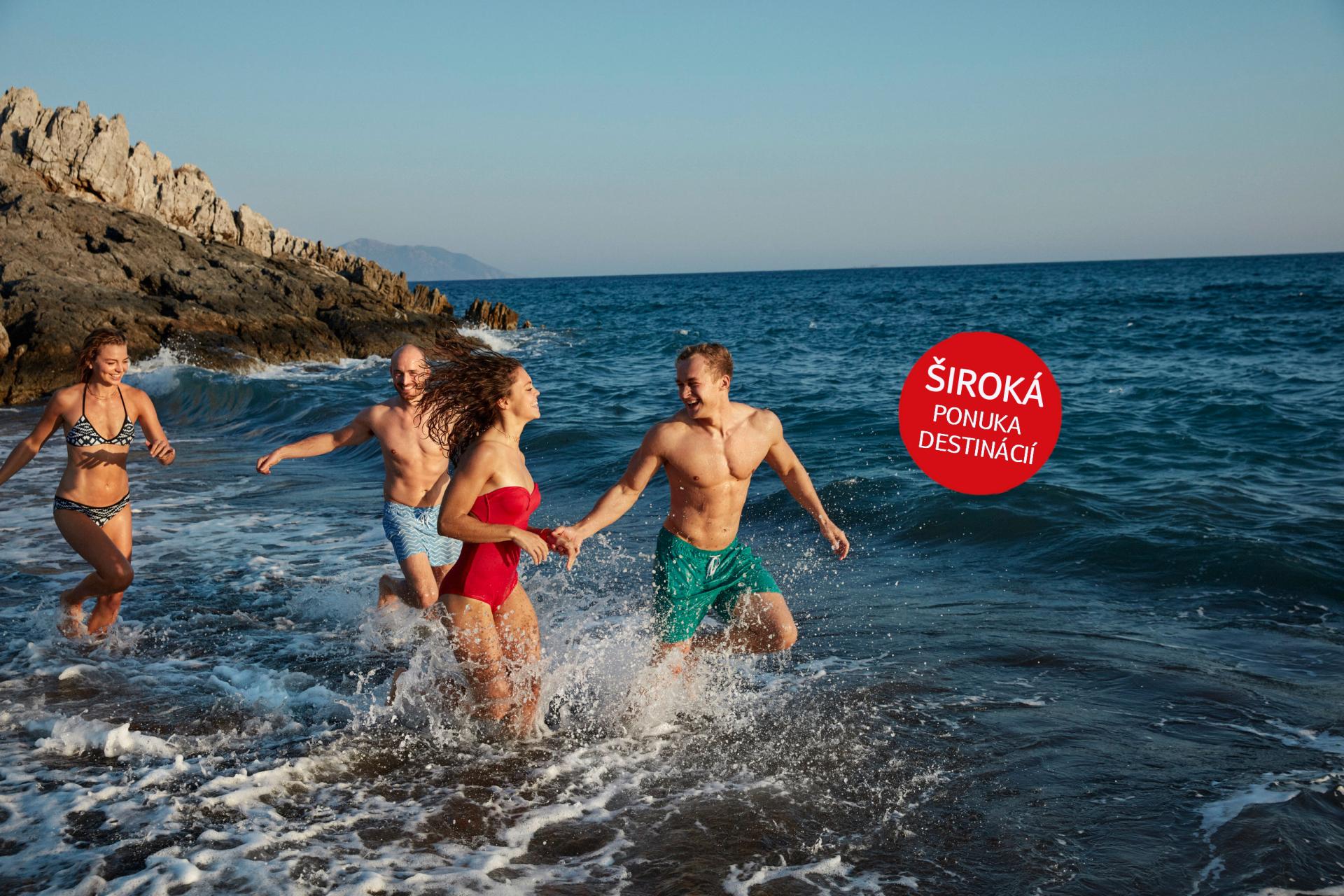 Letná dovolenka 2021 s TUI ReiseCenter