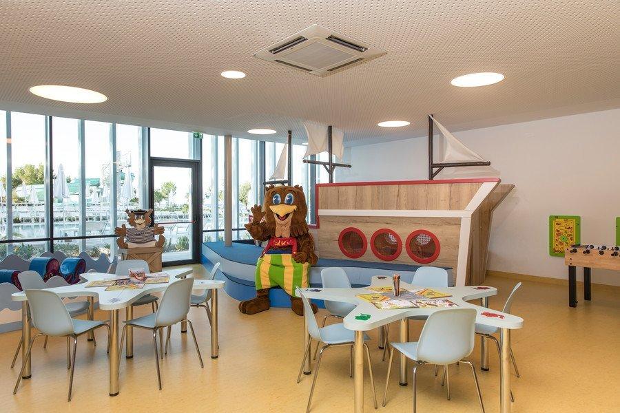 súťaž o pobyt v hoteli tui kids club falkensteiner park punat
