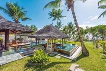 PRASLIN Constance Lemuria Praslin, Seychelles 6*