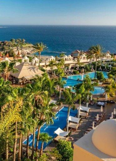 Gran Canaria hotel exteriér