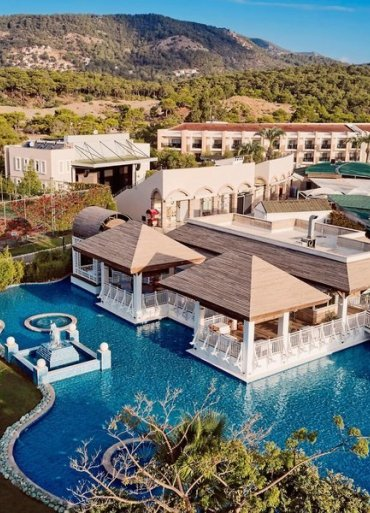 Turecko Antalya hotel exteriér