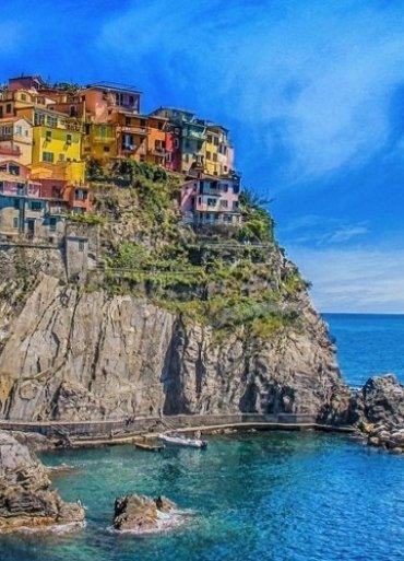 Taliansko pobrežie