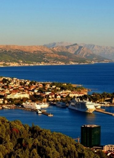 Chorvátsko ilustračný obrázok
