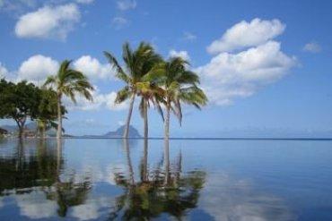 Maurícius pláž