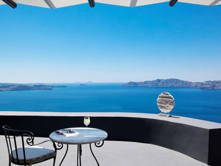 Dovolenka na Santorini