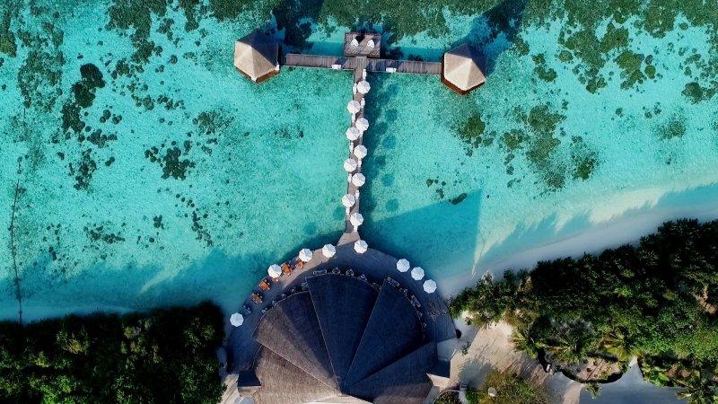 MALDIVY - VYSNÍVANÁ DOVOLENKA