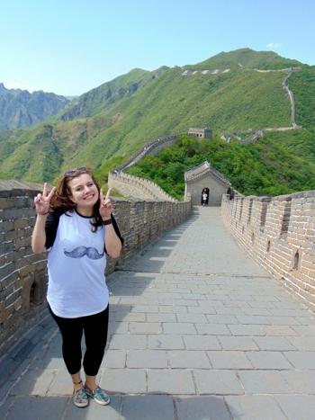 Čína Veľký čínsky múr