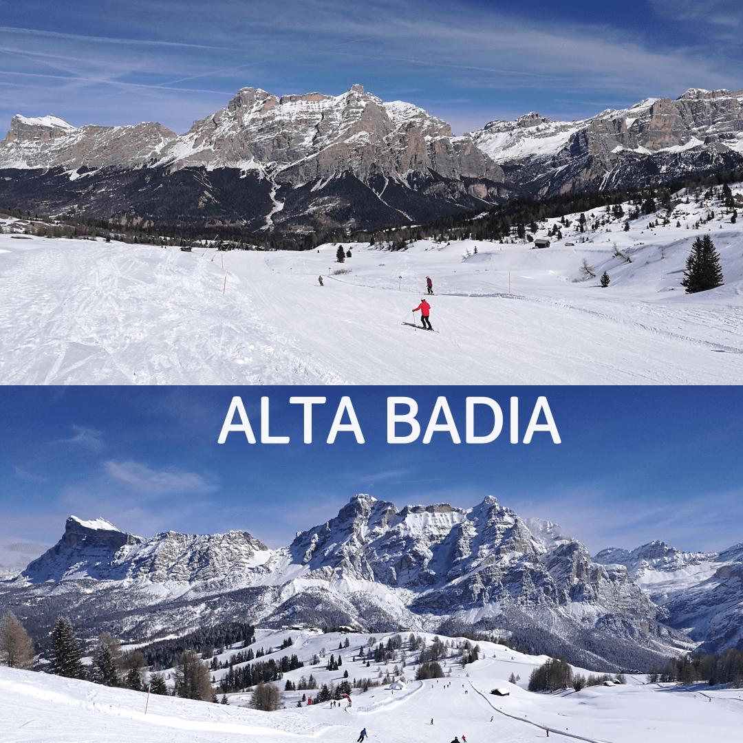 Alta Badia rezort