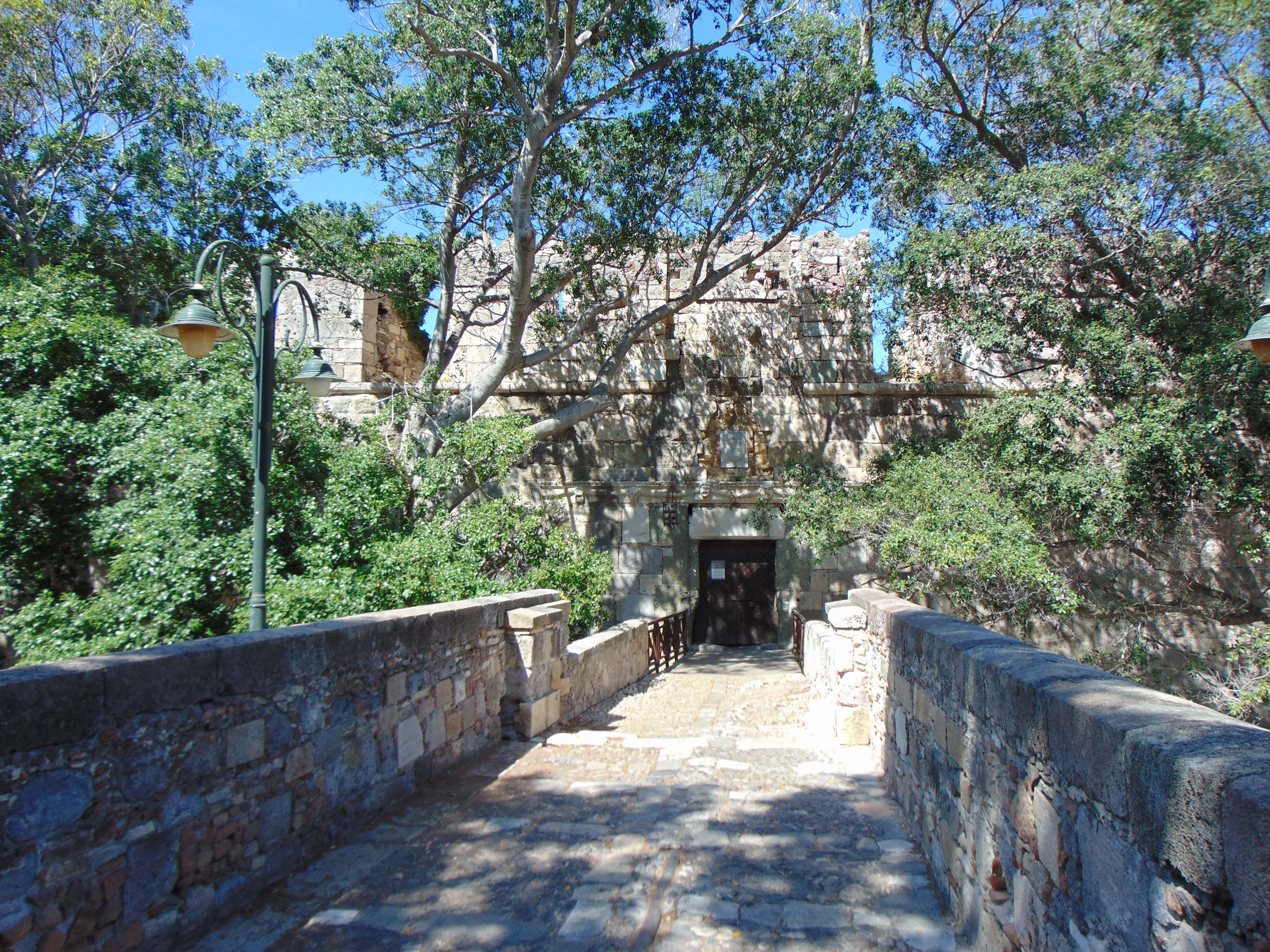 Kos hrad Nerantzia