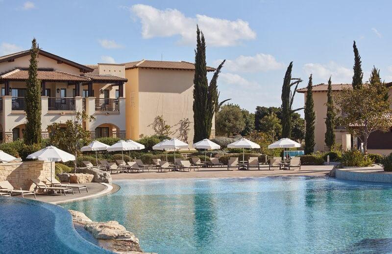Dovolenka Cyprus hotel Atlantica Aphrodite