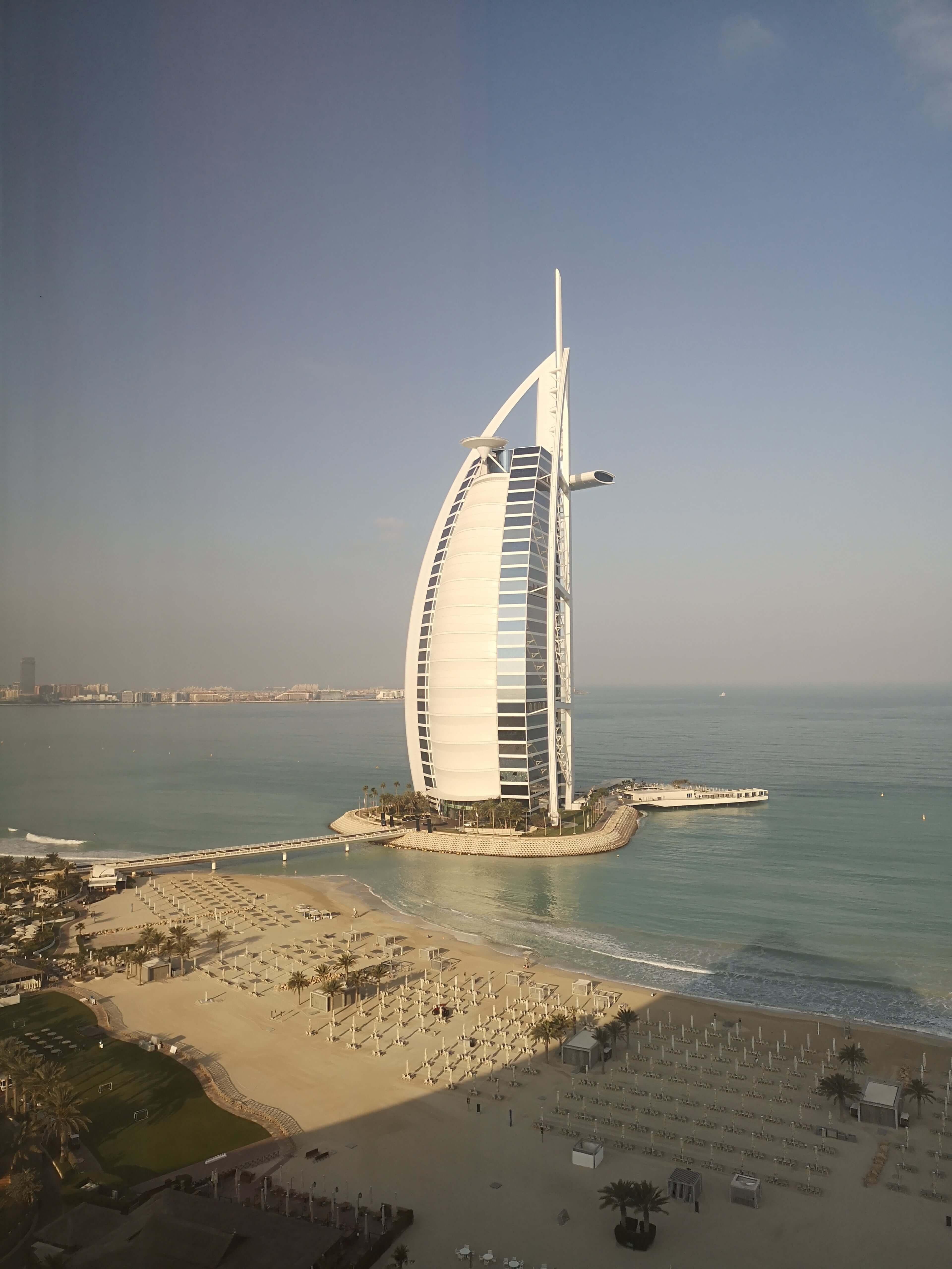 Dovolenka Dubaj Burj al arab