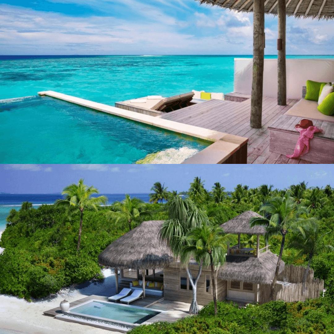 Dovolenka Maldivy Six Senses Laamu