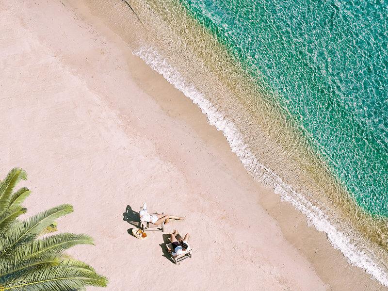 Grecotel Daphnila Bay Dassia pláž