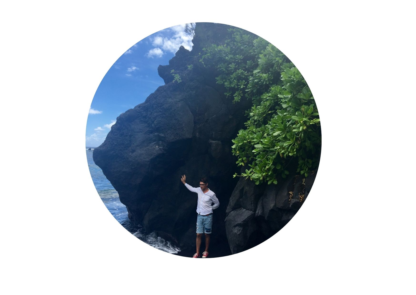 Travel expert Tibor Jandura profilová fotka z Maurícia