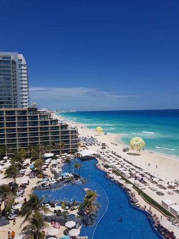 Mexiko Hard Rock Hotel Cancun