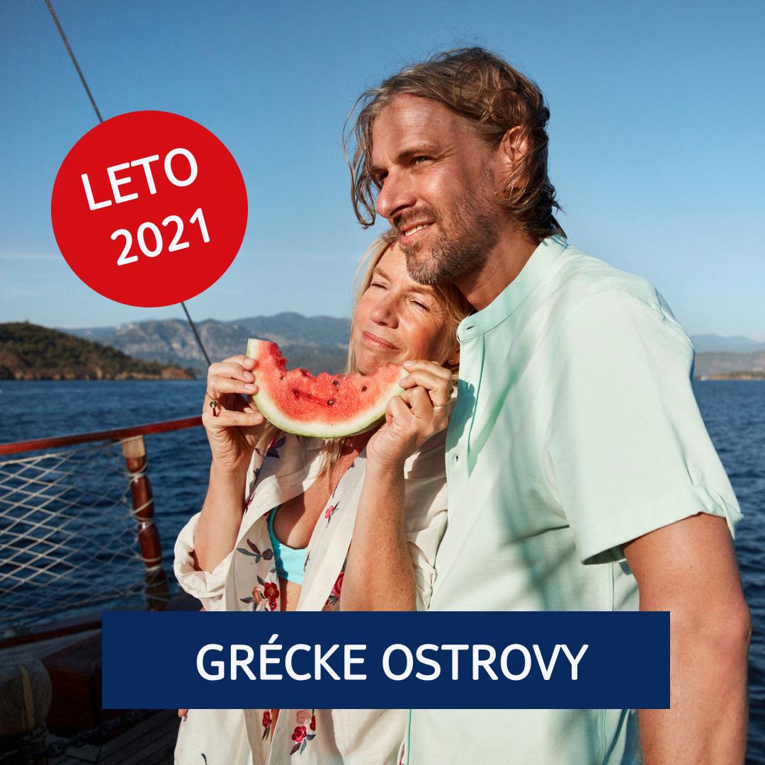 Dovolenka 2021 Grécko
