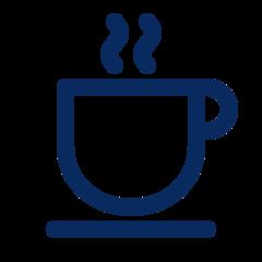ikona káva