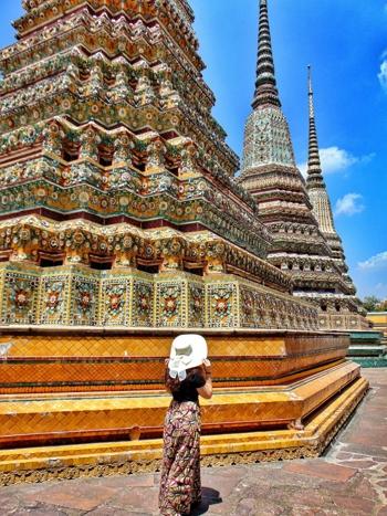 Thajsko stupa