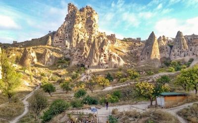 Turecko príroda