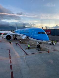 Dovolenka v Kostarike let z Amsterdamu s KLM