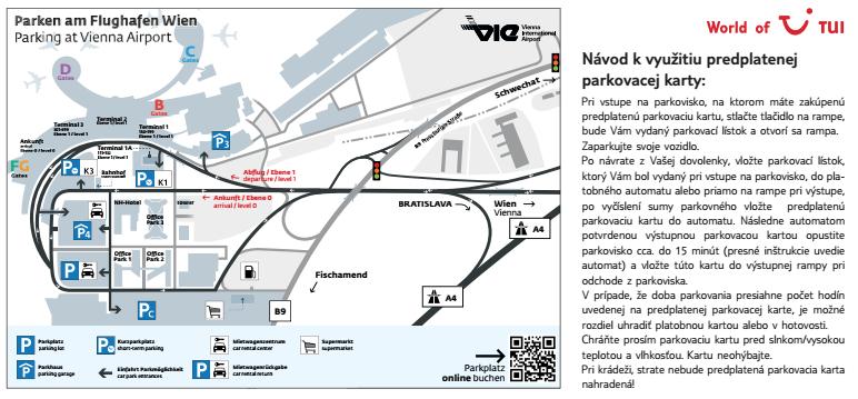 9f82228641d9e Parkovanie na letisku Viedeň   TUI ReiseCenter