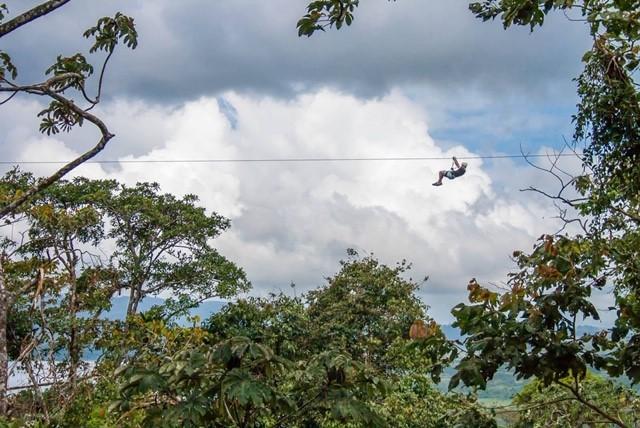 kostarika dovolenka