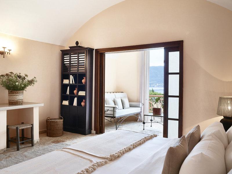 Grecotel Daphnila Bay Dassia hotelová izba