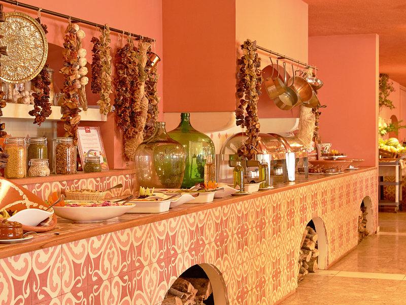 Grecotel Daphnila Bay Dassia reštaurácia